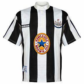 adidas Newcastle Home 1995-1997 Shirt - USED