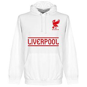 Liverpool Team Hoodie - White