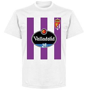 Valladolid Team T-shirt - White