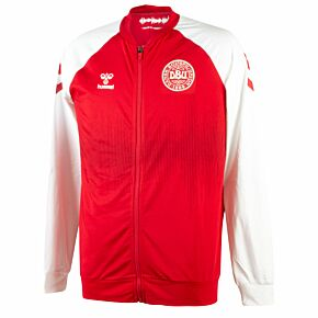 21-22 Denmark Lineup Jacket - Red