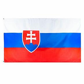 Slovakia Large National Flag (90x150cm approx)