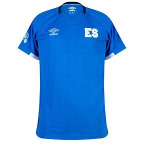 21-22 El Salvador Home Shirt