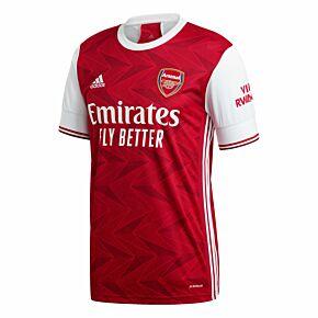 20-21 Arsenal Home Shirt - Kids