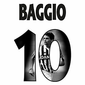 Baggio 10 (Gallery Style)