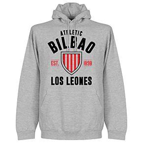 Bilbao Established Hoodie - Grey