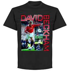 Beckham Old Skool T-shirt - Black
