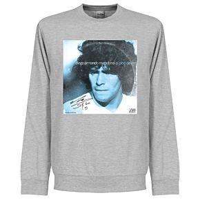 Pennarello LPFC Maradona Sweatshirt - Grey