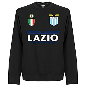 Lazio Established  Sweatshirt - Black
