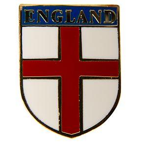 England Enamel Pin Badge