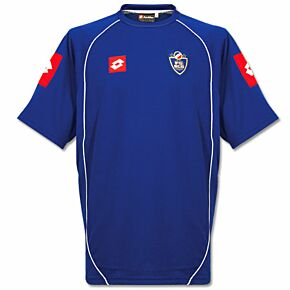 03-04 Serbia and Montenegro Home Jersey