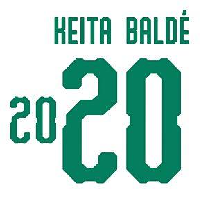 Keita Baldé 20 (Official Printing)