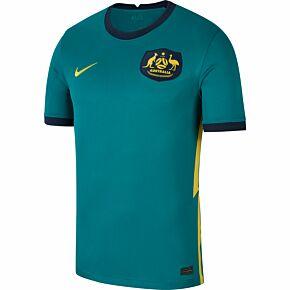 20-21 Australia Away Shirt