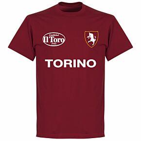 Torino Team T-shirt - Chilli