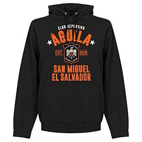 Club Deportivo Aguila Established Hoodie - Black