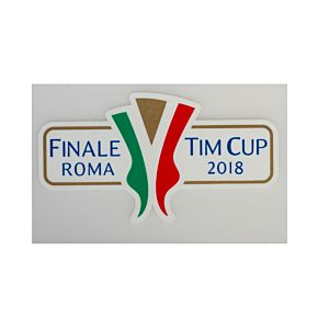 2018 Tim Cup Finale Patch