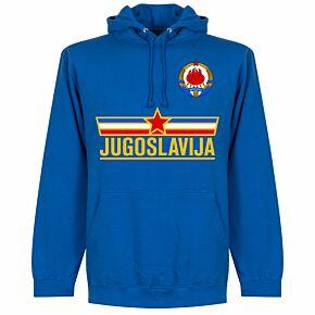 Yugoslavia Team KIDS Hoodie - Royal