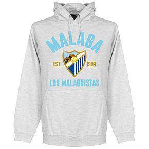 Malaga Established Hoodie - Ash