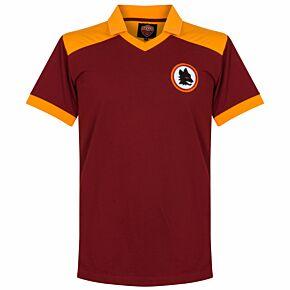 1980 AS Roma Retro Shirt
