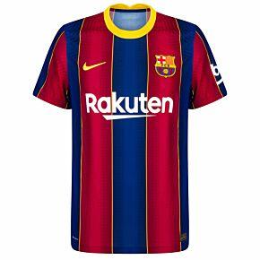 20-21 Barcelona Vapor Match Home Shirt
