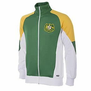 1991 Australia Retro Track Jacket - Green