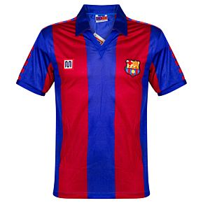 Meyba Barcelona 1982-1984 Home Jersey - USED Condition - Size Medium