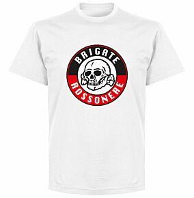 Brigate Rossonere T-shirt - White
