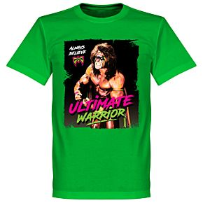 Ultimate Warrior Tee - Green