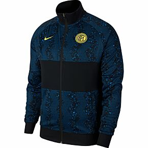20-21 Inter Milan I96 Anthem Jacket - Black