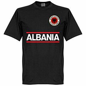 Albania Team Tee - Black