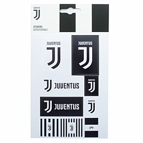 Juventus Sticker Set (9 in Pack)