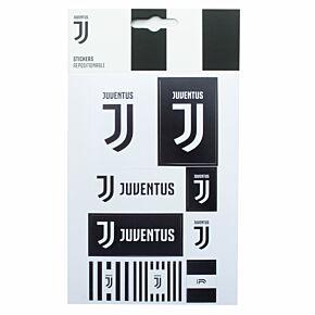 Juventus Sticker Set (9 in Pack)