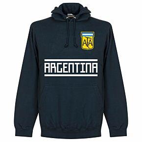 Argentina Team KIDS Hoodie - Navy