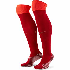 21-22 Liverpool Home Socks