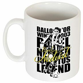 Pavel Nedved Legend Mug