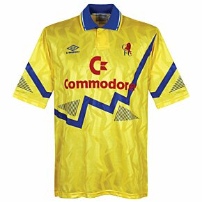 Umbro Chelsea 1991-1993 3rd Shirt - USED Condition (Great) - Extremely Rare - Size L