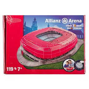 Bayern Munich Allianz Arena 3D Stadium Puzzle (New Version)