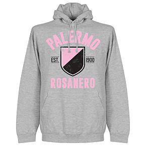 Palermo Established Hoodie - Grey