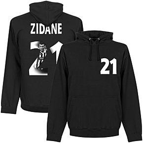 Zidane Gallery Hoodie - Black