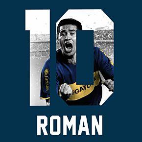 Roman 10 (Gallery Style)