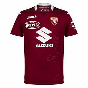 20-21 Torino FC Home Shirt