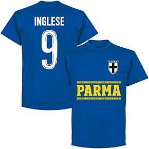 Parma Team Inglese 9 T-shirt - Royal