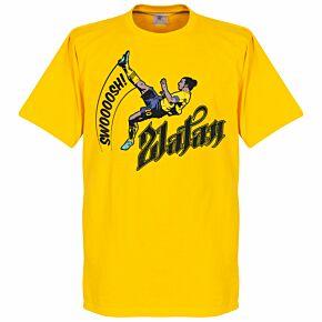 Zlatan Ibrahimovic KIDS Bicycle Tee - Yellow