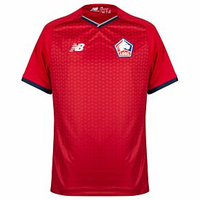 21-22 Lille OSC Home Shirt