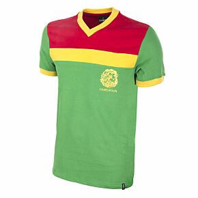 1989 Cameroon Retro Shirt
