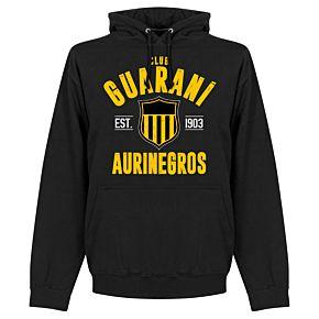 Guarani Established Hoodie - Black