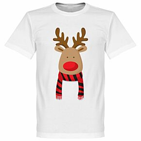 Reindeer United Supporters Tee - White