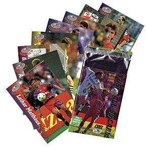 94-95 Fussball Trading Cards