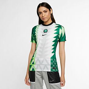 20-21 Nigeria Womens Home Shirt