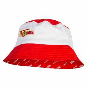 Union Berlin Bucket Hat - Red/White