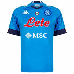 20-21 Napoli Home Shirt